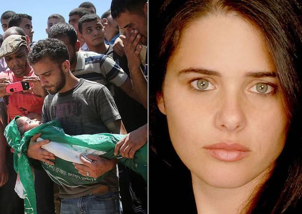 Gaza-Israel-Ayelet-Shaked