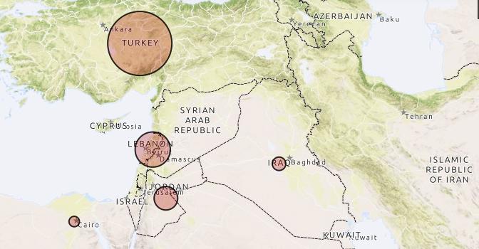 Syrienflyktingar