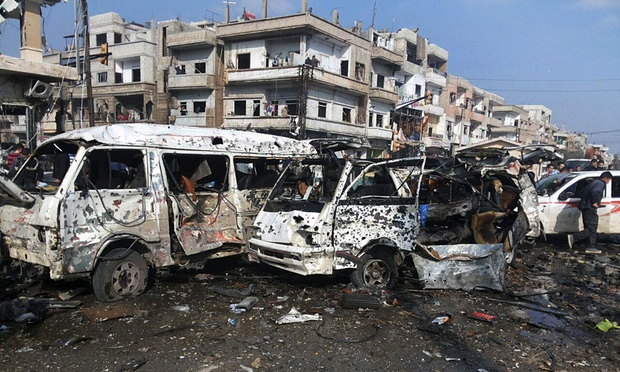 Syrien-Homs
