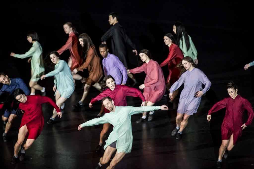 Göteborgsoperans Danskompani 2016*, Teshigawara *, Tranquil*