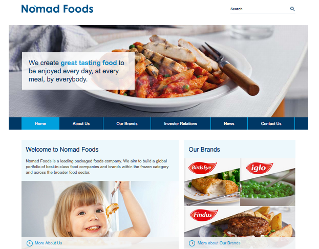 Findus-Nomad Foods