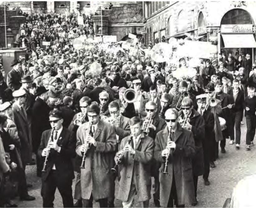 Studentorkestern 1962