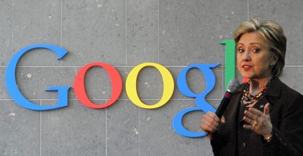 google-hillary-clinton