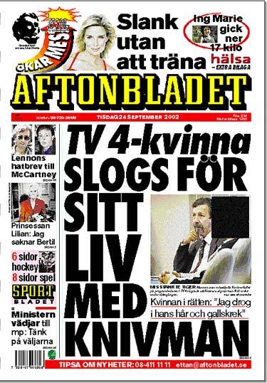 Dagens etta på Aftonbladet | Hårdrocksbloggen
